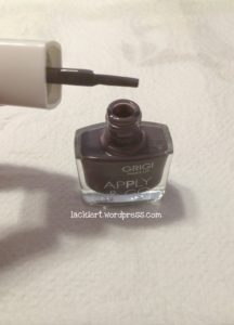 Pinsel von Grigi Make Up Nagellack 361