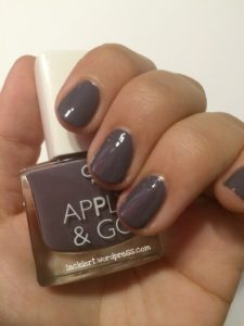 Grigi Make up Apply and Go 361 2 Schichten