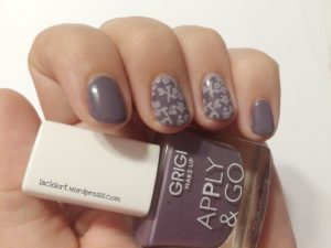 Sunday Herbst Nails Grigi Make Up Apply and Go 361