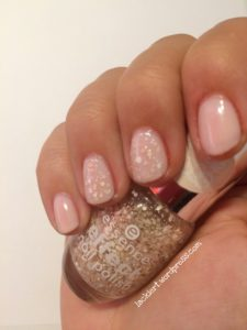Sally Hansen shell we dance mit essence truth or dare