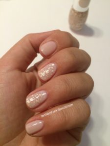 Essence Effect Nail Polish Nude Dots Truth or Dare