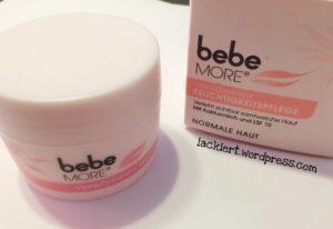 bebe more Feuchtigkeitscreme für normale Haut