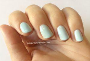 p2 remember me color victim nail polish für gradient nails