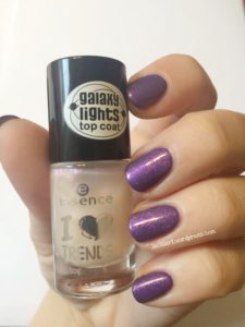 essence adventskalender galaxy lights top coat
