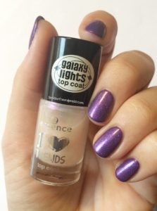 essence i love trends galaxy lights top coat