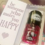 essence Adventskalender #8 & 9