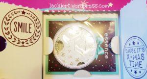 essence Adventskalender nail stickers '01 ho! ho! ho!'