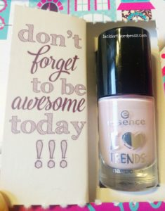 essence adventskalender 03 my wish list