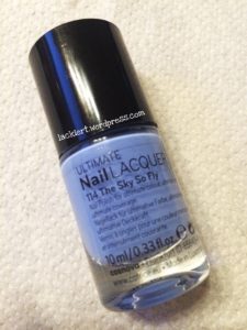Catrice Ultimate Nai Lacquer The Sky So Fly
