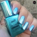 P2 Techno Chrome Polish 070 ice queen