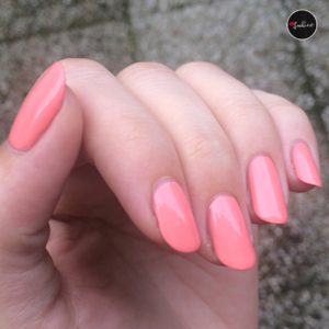 essence nail polish apricot trend edition
