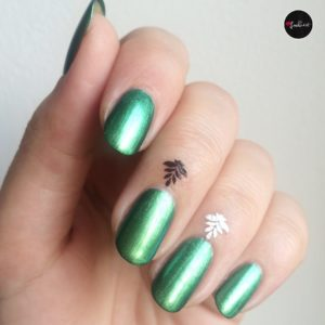 essence exit to explore cuticle tattoos mit lianas in the jungle
