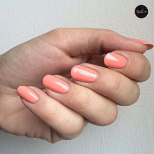 exit to explore trend edition nagellack apricot