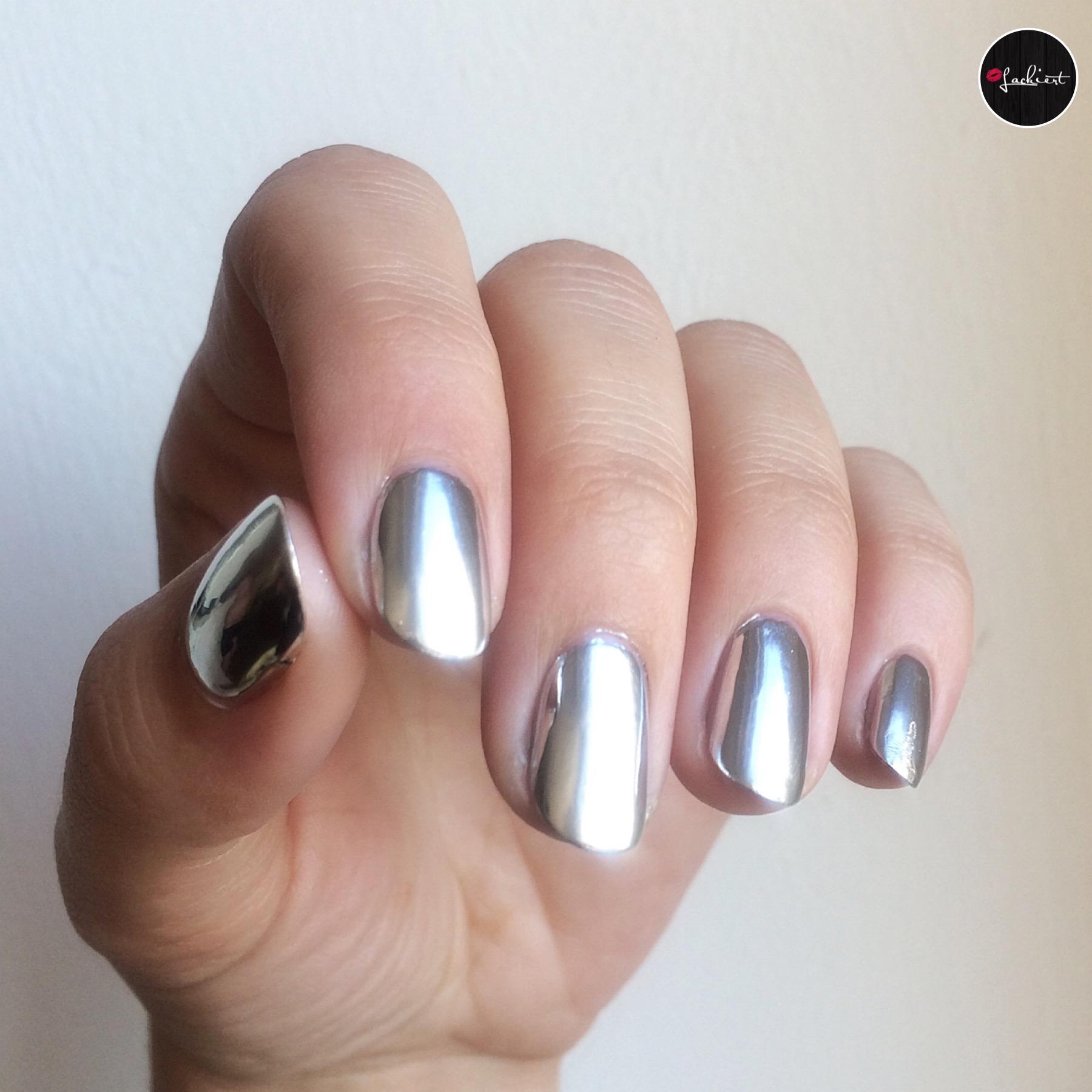Mirror Nails von Born Pretty