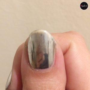 Spiegel-Effekt Nagellack