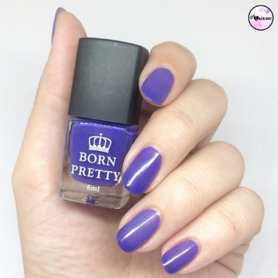 Born pretty Color Changing Polish