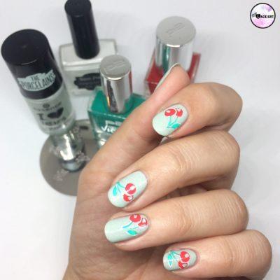 Cherry Stamping