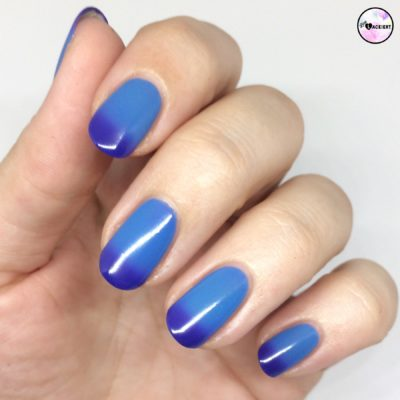 color changing nail polish Born pretty