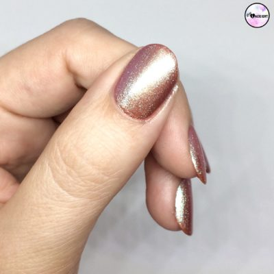 Holo Dimension Nail Polish 020 Trend it up