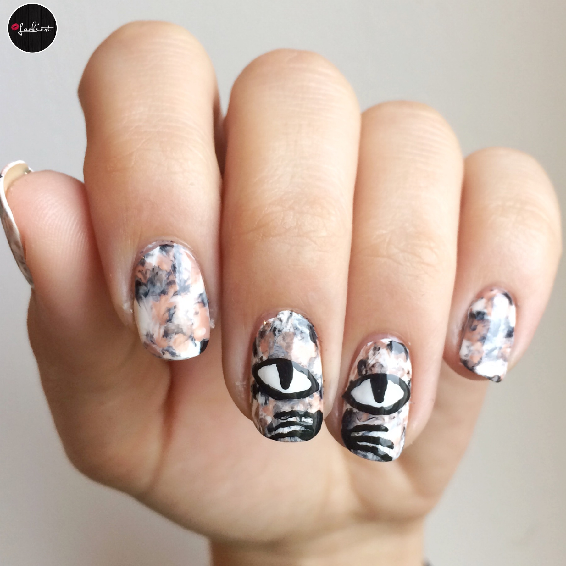 nailart cats