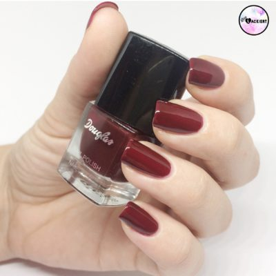Douglas Nail Polish 20 totally red