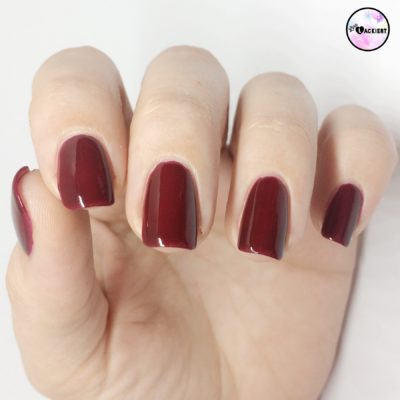 Douglas Nagellack Totally Red