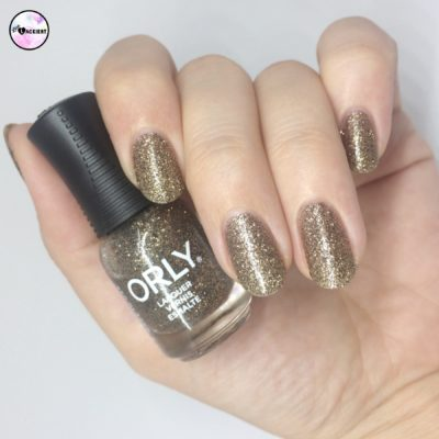 Glitter Nailpolish Orly Mulholland Collection