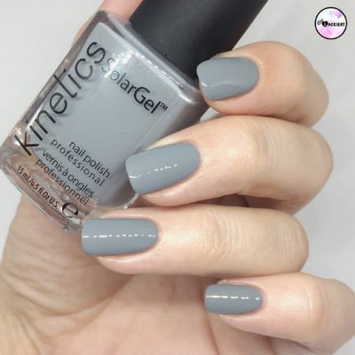 Kinetics iceland Grey Swatches