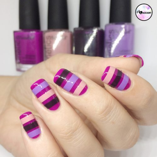 Kinetics Gala The Big party Kollektion Swatches