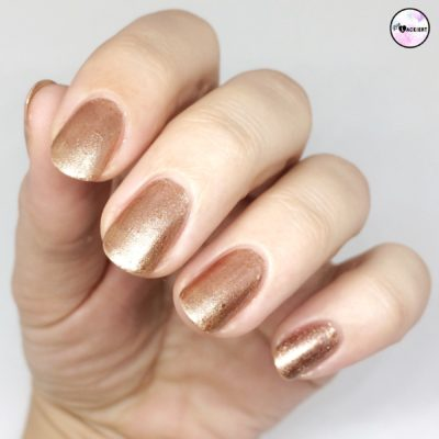 swatches Orly Million Dollar Views