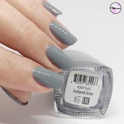 venus Kinetics Nordic Blue Kollektion Iceland Grey