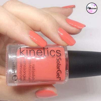 Kinetics Gala Kollektion Swatches