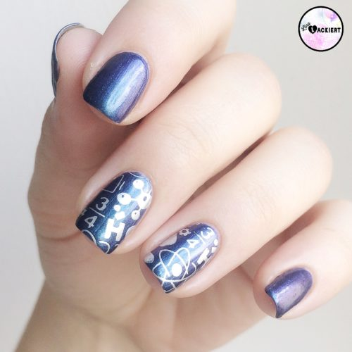 Galaxy Stamping essence 05 intergalactic adventure