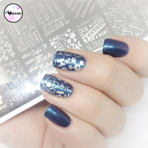 Galaxy Stamping essence
