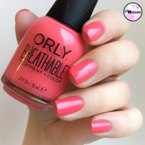 Nail Superfood Swatch Orly Breathable