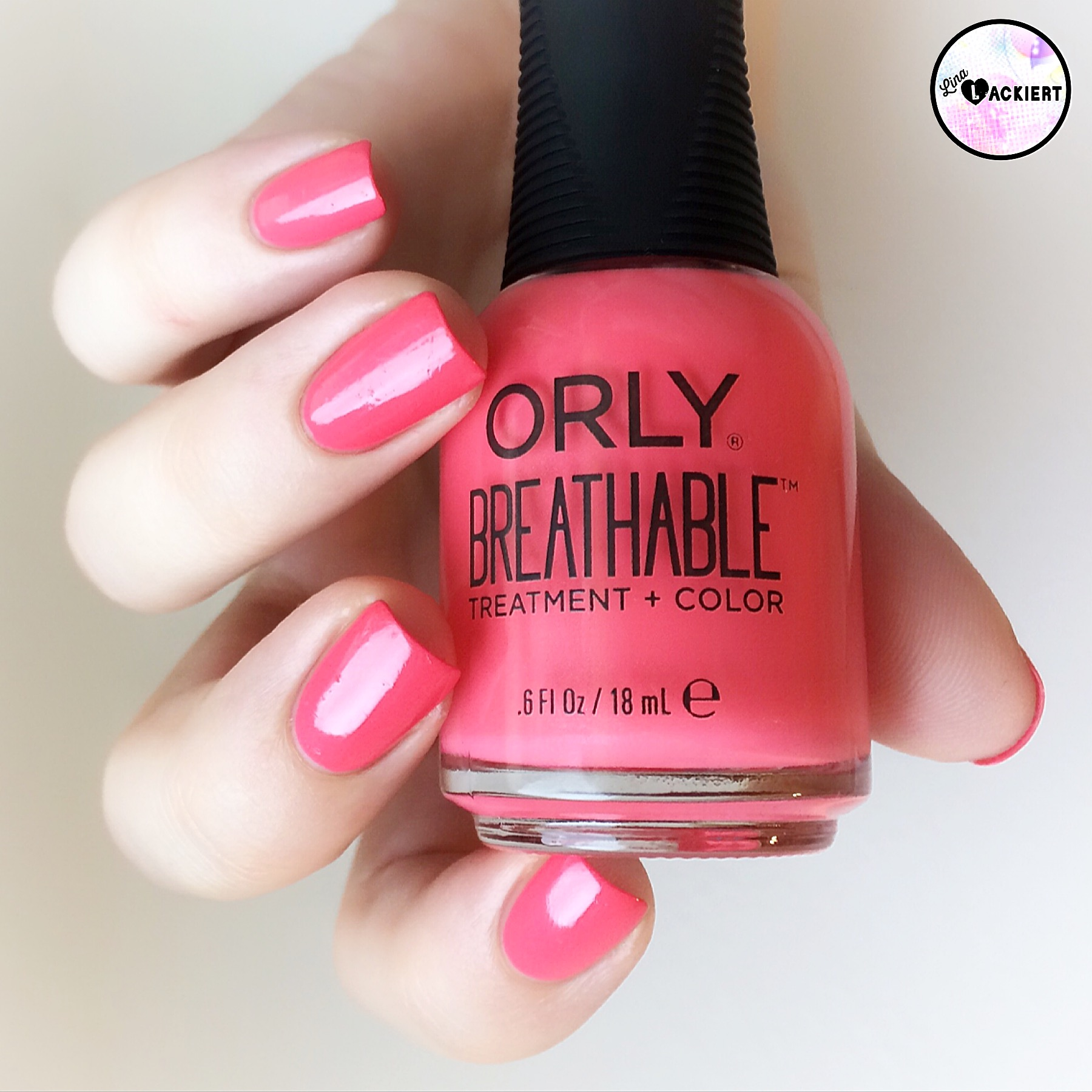 Orly Breathable Nail Superfood Swatches