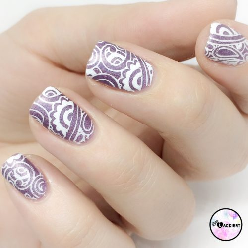 Stamping Sonntag holo