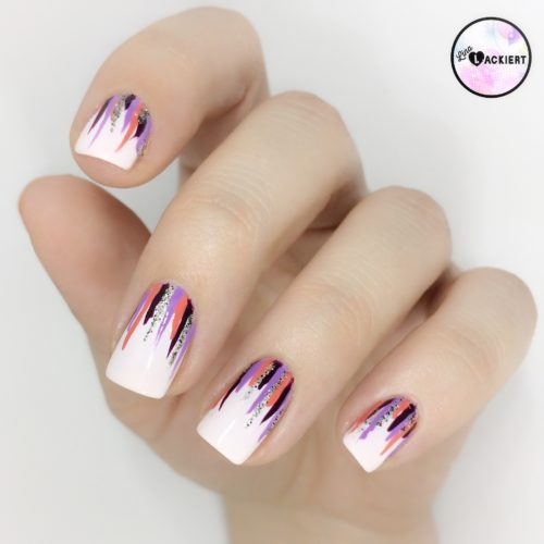 Waterfall Nails Anleitung