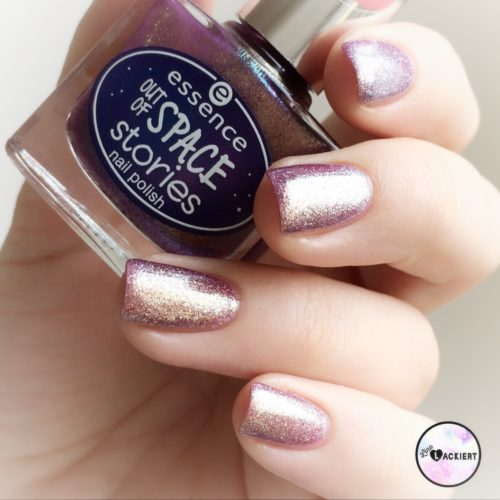 essence nail polish space glam