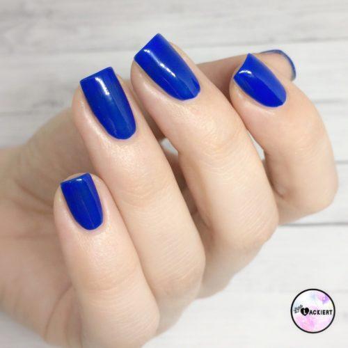 Hema Nagellack Bold Blue