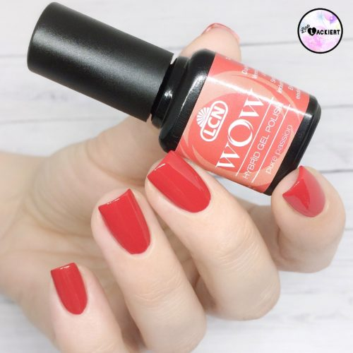 LCN WOW Hybrid Gel Polish pure passion