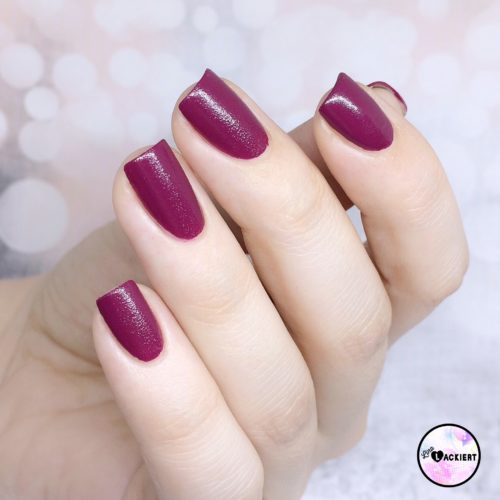 Leather Matte Polish zur Blogparade AlteLackeNeueLiebe