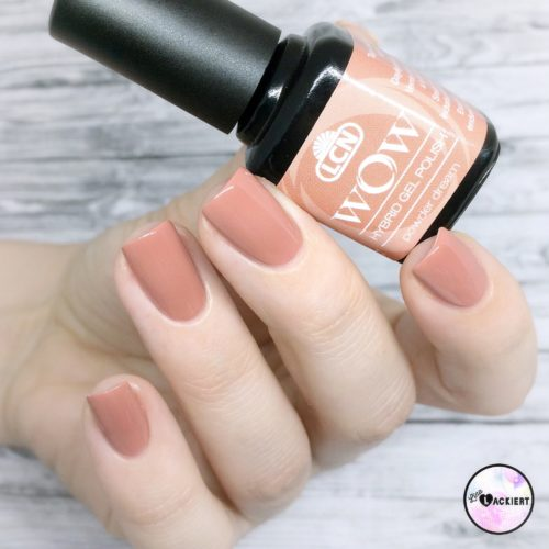 Swatches LCN WOW Hybrid Gel Polish