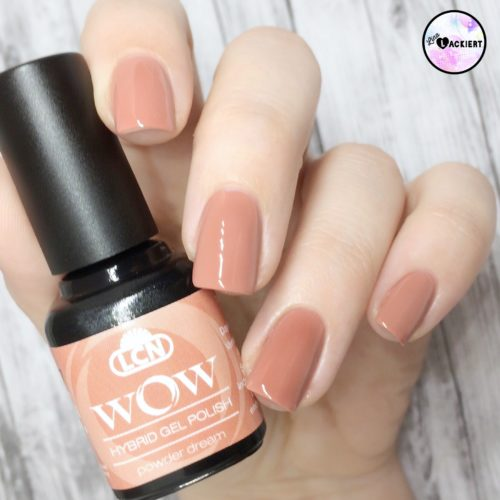 WOW Hybrid Gel Polish von LCN powder dream