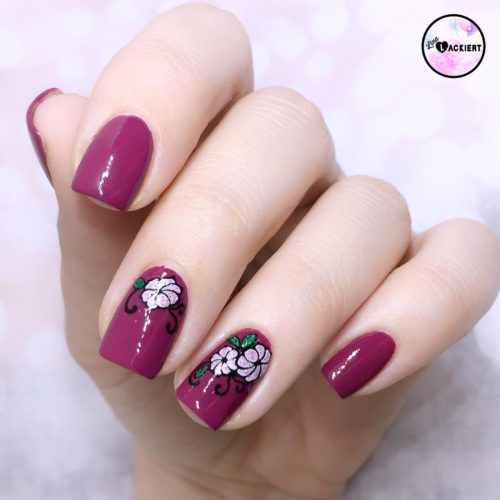 nailsticker von AliExpress