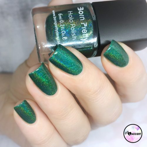Born Pretty Holo Polish Green
