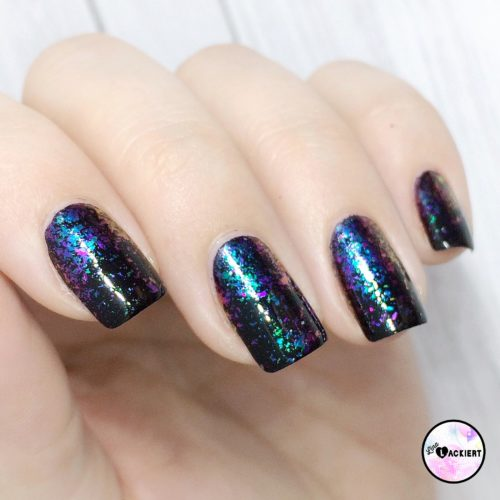 Exotic Flakies von Whats Up Nails