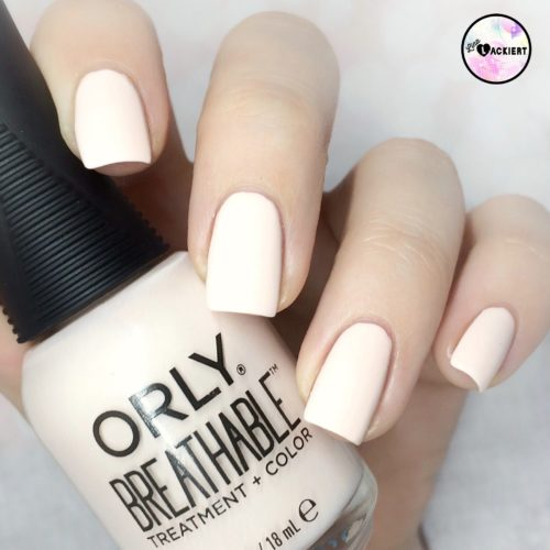 Orly Breathable Treatment and Color rehab