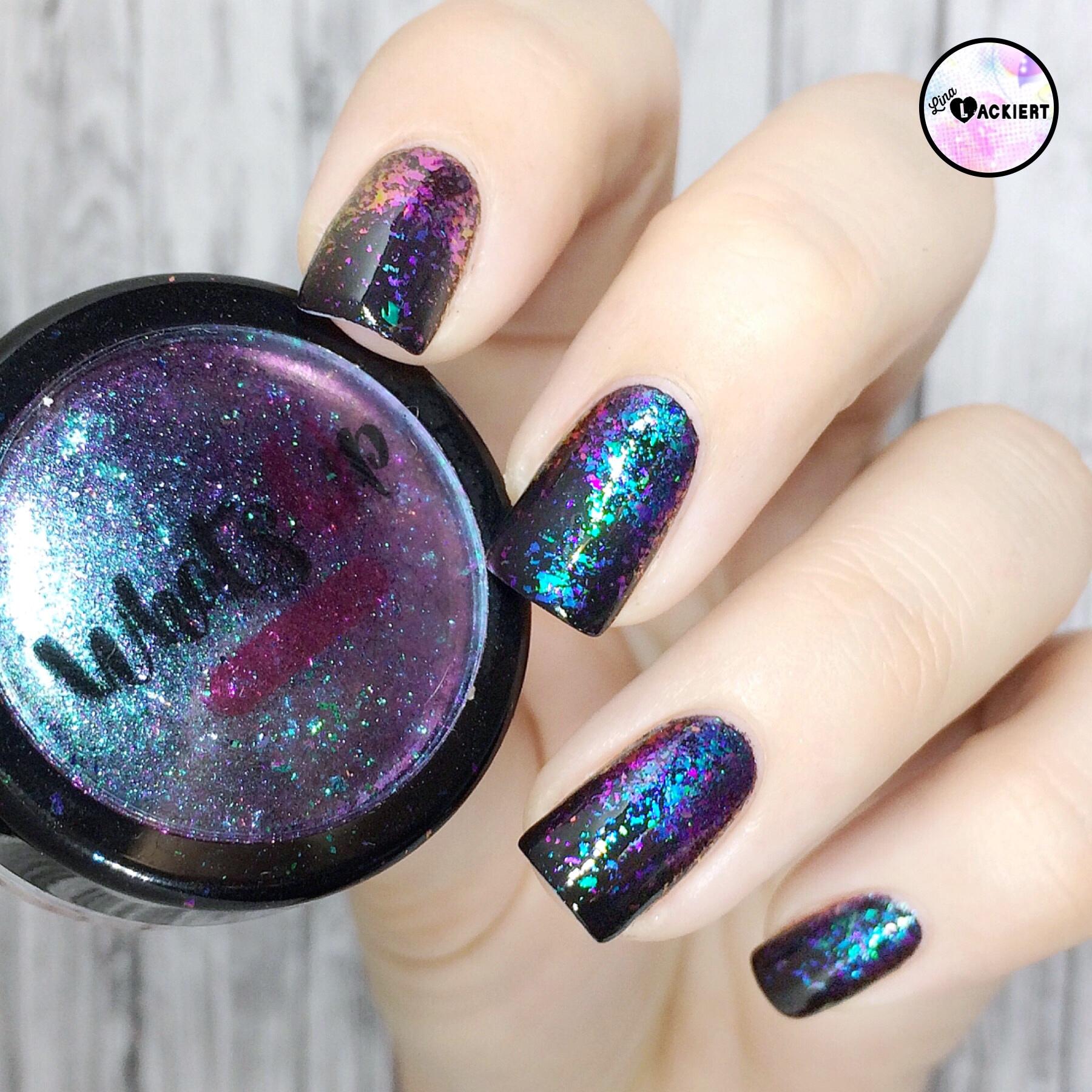 Whats Up Nails // Exotic Flakies | Lina-Lackiert