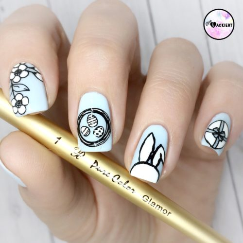 Whats Up Nails Nailart Pinsel